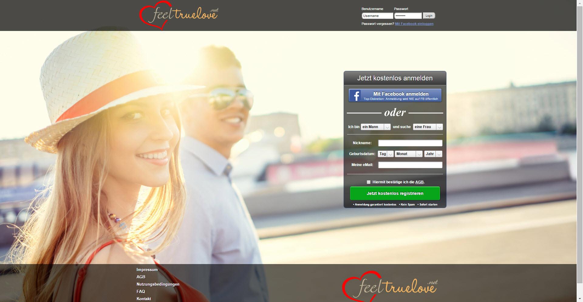 Alle kostenlosen Dating-Websites aufgelistet