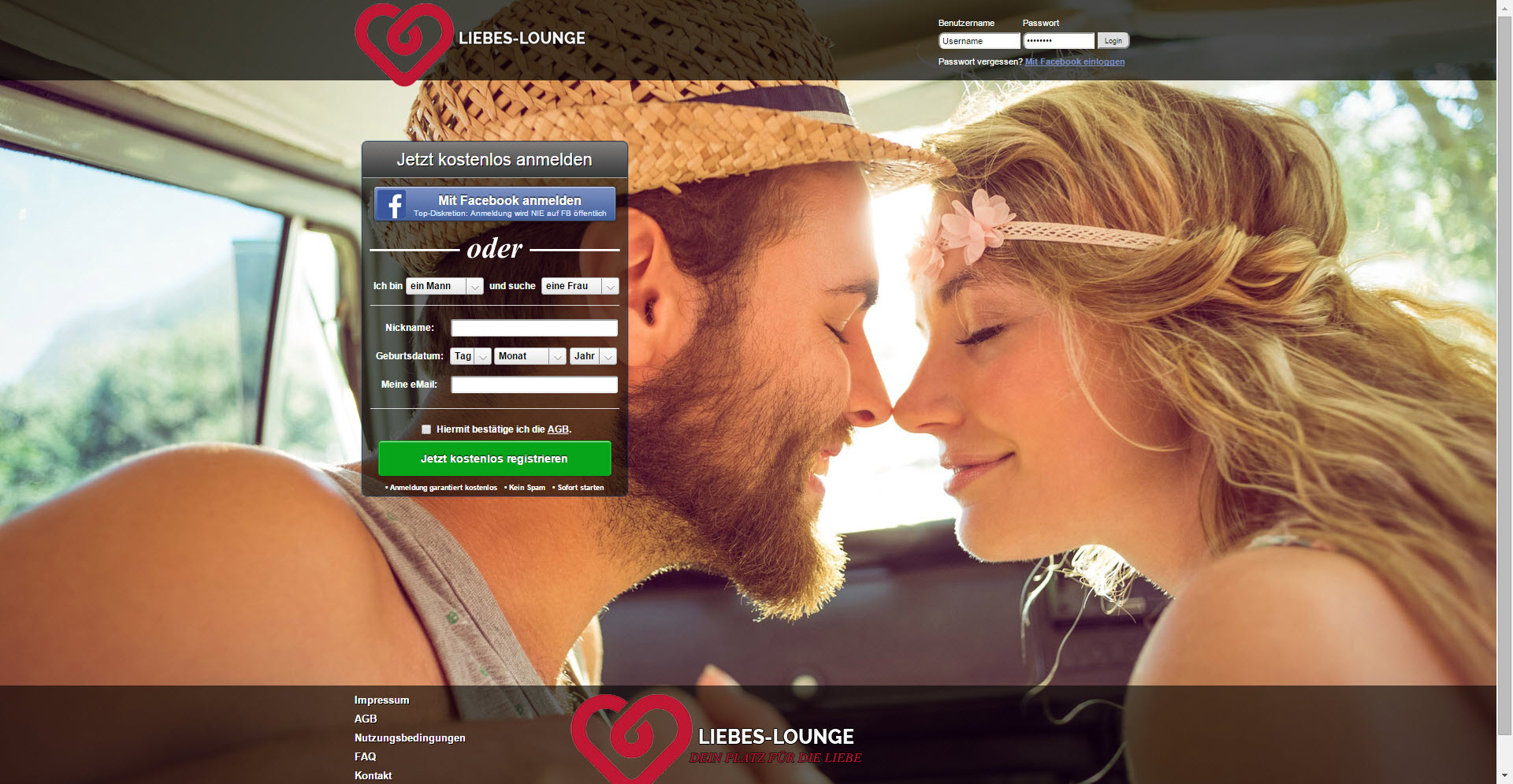 liste der animateur gesteuerten portale dating portal advisor. Black Bedroom Furniture Sets. Home Design Ideas